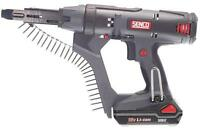 NEW SENCO 7X0001N AUTO FEED 18 VOLT CORDLESS DS212-18V SCREWDRIVER GUN KIT SALE