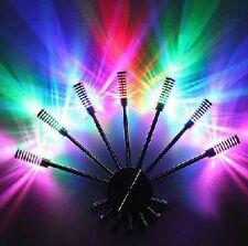 7W Multi Color LED Wall Sconce Light Fan Shape Lamp Modern Decor Disco Lobby KTV