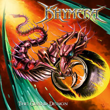 Khymera – The Grand Design CD NEW