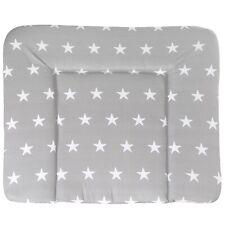 100/% Baumwolle Jersey Bezug f/ür Wickelauflage 70x50 cm Windelwechsler mit erh/öhten Kanten Sterne Rosa