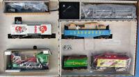 Lionel O Gauge Circus Special Train Set General 4-4-0 & Animated Cars #6-11716U