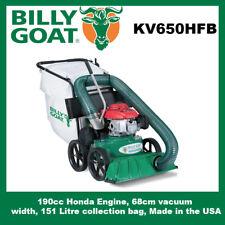 Billy Goat KV650HFB Wheeled Leaf Vacuum - hose kit sold seperately