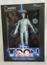 "Diamond Select Disney Tron: Flynn 7"" Action Figure! I4 .Disney Action Figure"