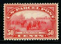 [FF]   US #Q10 Mint-LH 'GEM'1913...50c PARCEL POST...Free Shipping!