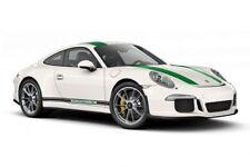 Schuco 26300 - 1/87 Porsche 911 R (991) - Weiss / Grün - Neu