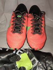 Nike Women'S Zoom Rival Xl Hot Lava/Volt/Black Size 7.5 749351-830