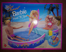 BARBIE - SUN JEWEL - POOL'N SPA - MATTEL - 1993