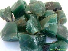 GREEN AMETHYST Rough Gemstones 5 Lb Lot - Quality Rough Stones  - FREE SHIPPING