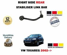 Per VW TOUAREG 2.5 TD 3.0 TD 3.2 3.6 5.0 TD 2002 - > DESTRA POSTERIORE Stabilizzatore Bar Link
