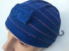 Cotton Blend Beret Hats for Girls