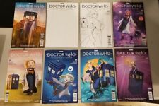 LCSD 2018 Doctor Who 13th Doctor #1 Set of 14 Variant Covers Titan Comics