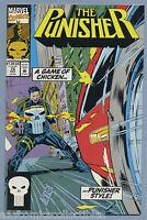 Punisher #72 1992 [Dan Abnett, Andy Lanning, Doug Braithwaite] Marvel