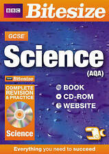 GCSE Bitesize Science AQA Complete Revision and Practice by Nigel Saunders (Mixe