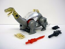 TRANSFORMERS SLUDGE Vintage G1 Action Figure Dinobot COMPLETE 1985