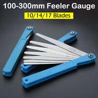10/14/17 Blade Thickness Gap Metric Filler Feeler Gauge Measure Tools AU