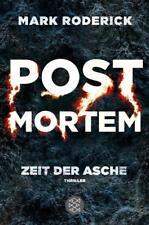 Zeit der Asche / Post Mortem Bd.2 von Mark Roderick  NEU !!