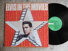 Elvis Presley – Elvis In The Movies - LP