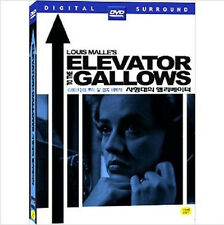 Elevator To The Gallows - Louis Malle, Jeanne Moreau (1958) - DVD new