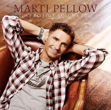 Vol 2-Love To Love - Marti Pellow (2015, CD NEU)