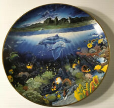 Underwater Paradise Discover off Anahola Robert Nelson Plate Danbury Q8390