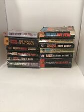David Weber Lot Of 13 Science Fiction Books Paperback Some With Other Authors