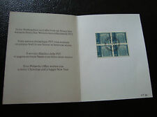 SUISSE - document 24/11/1983 (cy14) switzerland