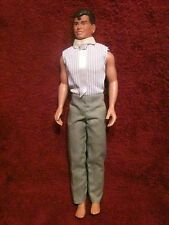 New Kids on The Block JORDAN With Earring and Braided Tail by Mattel