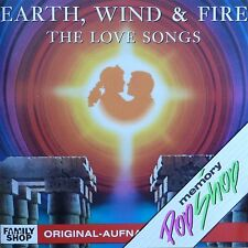 EARTH, WIND & FIRE : THE LOVE SONGS / CD