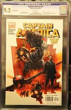 Captain America (2004 5th Series) #6B CGC 9.2
