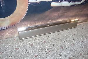 MOLDING Trim Fender REAR 1/4 Beige GM 3541280 Cadillac ELDORADO 1995-2002   S8