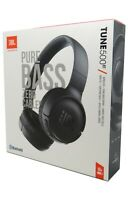 JBL Tune 500BT Wireless Bluetooth On-Ear Headphones /w Built-In Microphone Black