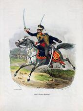 Preußen Leib-Garde-Husaren-Regiment Uniform Säbel Attila Orden Angriff Berlin