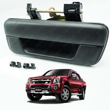 To Isuzu D Max D-Max Holden Pickup Rodeo 2002 - 2010 2011 Tailgate Handle Black