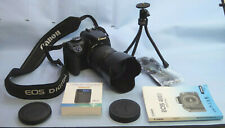CANON EOS 400D DSLR CAMERA KIT WITH CANON EF 28-80mm ZOOM LENS. IDEAL BEGINNER.