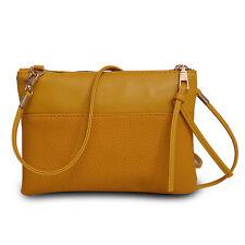 Women Handbag CrossBody Messenger Shoulder Bag Lady Clutch Purse Reversible Tote