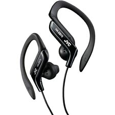 JVC HAEB75B Ear-Clip Earbuds (Black)