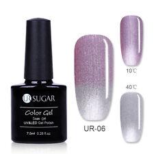 UR SUGAR Thermal Nail Gel Soak Off UV Gel Polish Color Changing Gel LED 7.5ML