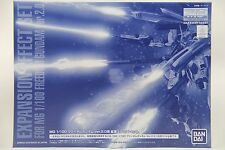 Bandai MG 1/100 Freedom Gundam Ver. 2 Expansion Effect Set Premium Limited Model