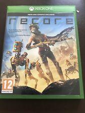Recore Xbox One PEGI 12 **FREE UK POSTAGE**