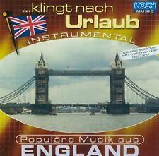 Populäre musik aus England - CD -