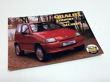 1996 Bellier VX 550 Brochure - French