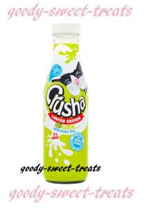 Crusha Lime Milkshake Mix New 500ml green Limited Ed - SUGAR FREE!!!