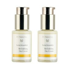 2 PCS Dr. Hauschka Revitalising Day Cream 30ml Moisturizer Natural NEW #11168_2