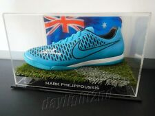 ✺Signed✺ MARK PHILIPPOUSSIS Nike Tennis Shoe PROOF COA Australian Open 2018