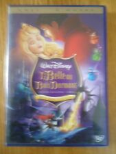 2 DVD ** LA BELLE AU BOIS DORMANT COLLECTOR ** losange N°18 WALT DISNEY TBE