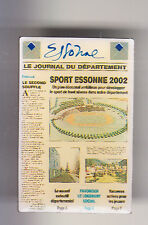 RARE PINS PIN'S .. TV RADIO PRESSE MAGAZINE JOURNAL C.G ESSONNE SPORT 91 ~CM