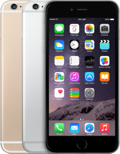 Apple iPhone 6S - 64GB - Space Gray  Pink Gold White  (Unlocked) B