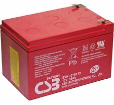 HITACHI CSB EVH12150 12V 15Ah AGM Deep Cycle Sealed Lead Acid Battery