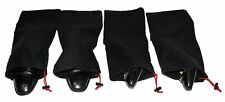 Shoe Storage Bags 100% Cotton Drawstring Men Women Perfect for Travel (SET OF 4)