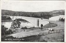New Bridge & Sheep, GRANTOWN ON SPEY, Morayshire